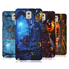 OFFICIAL GENO PEOPLES ART HALLOWEEN HARD BACK CASE FOR SAMSUNG PHONES 2