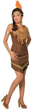 Red Moon Sexy CHEYENNE INDIANA COSTUME NUOVO - donna Carnevale Travestimento
