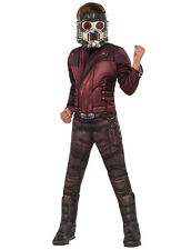 Guardians of the Galaxy Star-Lord Deluxe Costume per bambini NUOVO - Ragazza