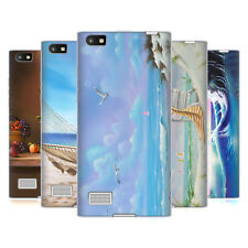 OFFICIAL GENO PEOPLES ART HOLIDAY SOFT GEL CASE FOR BLACKBERRY PHONES