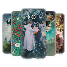 OFFICIAL MASTERS COLLECTION PAINTINGS 2 SOFT GEL CASE FOR HTC PHONES 1