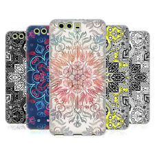 OFFICIAL MICKLYN LE FEUVRE MANDALA SOFT GEL CASE FOR HUAWEI PHONES