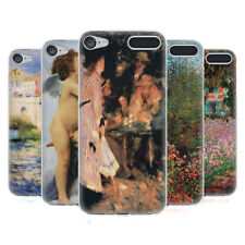 OFFICIAL MASTERS COLLECTION PAINTINGS 1 SOFT GEL CASE FOR APPLE iPOD TOUCH MP3
