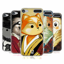 HEAD CASE DESIGNS SPOOF COLLECTION SOFT GEL CASE FOR APPLE iPOD TOUCH MP3