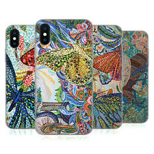 OFFICIAL ERIKA POCHYBOVA INSECTS SOFT GEL CASE FOR APPLE iPHONE PHONES