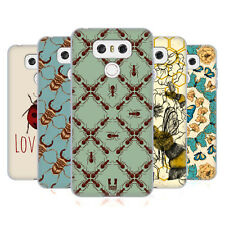 HEAD CASE DESIGNS INSECT PRINTS SOFT GEL CASE FOR LG PHONES 1