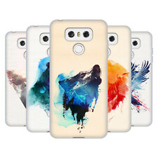 OFFICIAL ROBERT FARKAS ANIMALS SOFT GEL CASE FOR LG PHONES 1