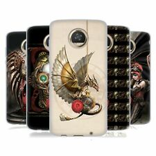 OFFICIAL ANNE STOKES STEAMPUNK SOFT GEL CASE FOR MOTOROLA PHONES