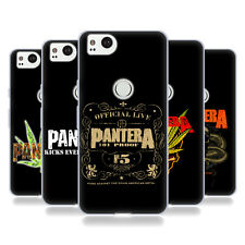 OFFICIAL PANTERA ART SOFT GEL CASE FOR AMAZON ASUS ONEPLUS
