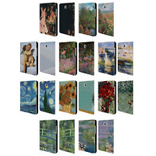 MASTERS COLLECTION PAINTINGS 1 LEATHER BOOK CASE FOR SAMSUNG GALAXY TABLETS