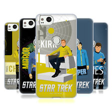 OFFICIAL STAR TREK ICONIC CHARACTERS TOS SOFT GEL CASE FOR AMAZON ASUS ONEPLUS