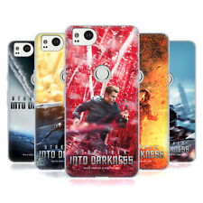 OFFICIAL STAR TREK POSTERS INTO DARKNESS XII GEL CASE FOR AMAZON ASUS ONEPLUS