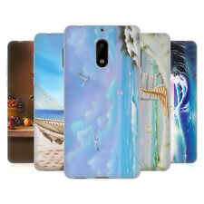 OFFICIAL GENO PEOPLES ART HOLIDAY SOFT GEL CASE FOR NOKIA PHONES 1