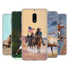 OFFICIAL GENO PEOPLES ART LIFE SOFT GEL CASE FOR NOKIA PHONES 1