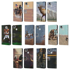 OFFICIAL GENO PEOPLES ART LIFE LEATHER BOOK WALLET CASE FOR ASUS ZENFONE PHONES