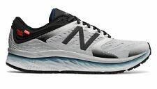 New Balance 1080 V8 Fresh Foam White Black - Scarpa Running Uomo
