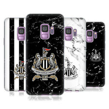 OFFICIAL NEWCASTLE UNITED FC NUFC 2017/18 MARBLE GEL CASE FOR SAMSUNG PHONES 1