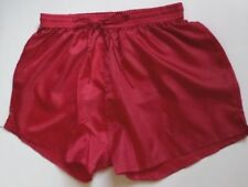 Short nylon rouge taille M, L, L/XL