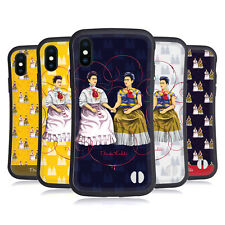 OFFICIAL FRIDA KAHLO SELF-PORTRAITS HYBRID CASE FOR APPLE iPHONES PHONES