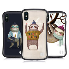 OFFICIAL OILIKKI SLOTH HYBRID CASE FOR APPLE iPHONES PHONES