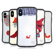 OFFICIAL ROBERT FARKAS FOX HYBRID CASE FOR APPLE iPHONES PHONES