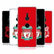 OFFICIAL LIVERPOOL FC LFC CREST 1 SOFT GEL CASE FOR SONY PHONES 1