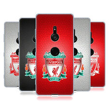 OFFICIAL LIVERPOOL FC LFC CREST 2 SOFT GEL CASE FOR SONY PHONES 1