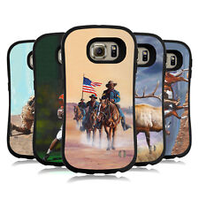 OFFICIAL GENO PEOPLES ART LIFE HYBRID CASE FOR SAMSUNG PHONES