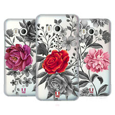 HEAD CASE DESIGNS LOVE BLOOMS HARD BACK CASE FOR HTC PHONES 1