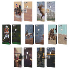 OFFICIAL GENO PEOPLES ART LIFE LEATHER BOOK WALLET CASE COVER FOR GOOGLE PHONES
