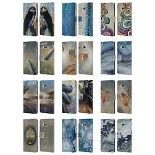 OFFICIAL BRENDA ERICKSON ARTS LEATHER BOOK WALLET CASE COVER FOR HTC PHONES 1