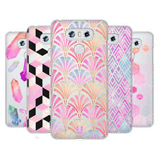 HEAD CASE DESIGNS PATTERN PASTELLO COVER RETRO RIGIDA PER LG TELEFONI 1