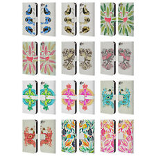 OFFICIAL CAT COQUILLETTE BIRDS LEATHER BOOK WALLET CASE FOR APPLE iPOD TOUCH MP3