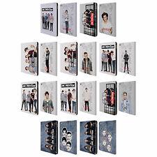 OFFICIAL ONE DIRECTION 1D GROUP PHOTO SOLO LEATHER BOOK CASE FOR APPLE iPAD