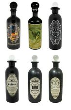 Potion Bottle Absinthe Apothecary Poison Witch Dragon Bottles