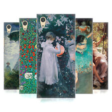 OFFICIAL MASTERS COLLECTION PAINTINGS 2 HARD BACK CASE FOR SONY PHONES 1