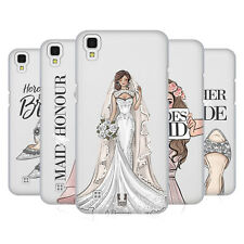 HEAD CASE DESIGNS COLLEZIONE DA SPOSA COVER RETRO RIGIDA PER LG TELEFONI 2