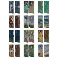 MASTERS COLLECTION PAINTINGS 2 LEATHER BOOK CASE FOR MICROSOFT NOKIA PHONES