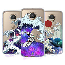 HEAD CASE DESIGNS GALAXY WAVES SOFT GEL CASE FOR MOTOROLA PHONES