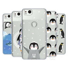 HEAD CASE DESIGNS PENGUIN COLLECTION SOFT GEL CASE FOR AMAZON ASUS ONEPLUS