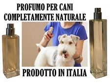 PROFUMO CANI ANIMALI ISPIRATO CHANEL 5 HUGO BOSS PETS 30-50 ML NATURALE ITALIANO
