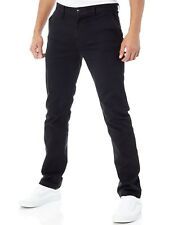 DC Black Worker Straight Chino - 32 Inch Pant