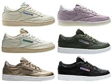 finest selection 7875f 8721e Reebok Club C 85 Classic Leather Lthr Mujer Zapatillas Zapatos Mujer Shoes