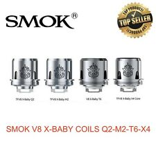 100% Authentic SMOK TFV8 X-Baby M2/Q2/X4/T6/RBA Beast Brother-Replacement Coils