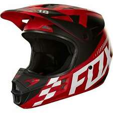 Casco Fox V1 Sayak Rojo