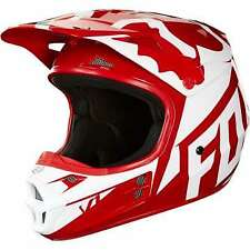 Casco Fox V1 Race 2018 Rojo