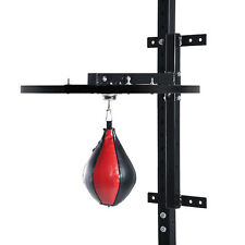 Speed Ball Platform Speed Bag Frame Boxing MMA Workout Wall Mounted