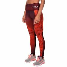 Venum Dune Ladies MMA Leggings Gym Sports Pants Womens Training Spats