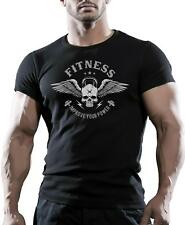 Improve Your Power palestra fitness bodybuilding T-shirt MIGLIOR allenamento