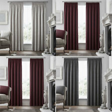 Curtina Voysey Jacquard Pencil Pleat Lined Curtains
